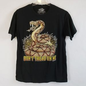 7.62 Designs | Dont Tread on Me Military T Shirt